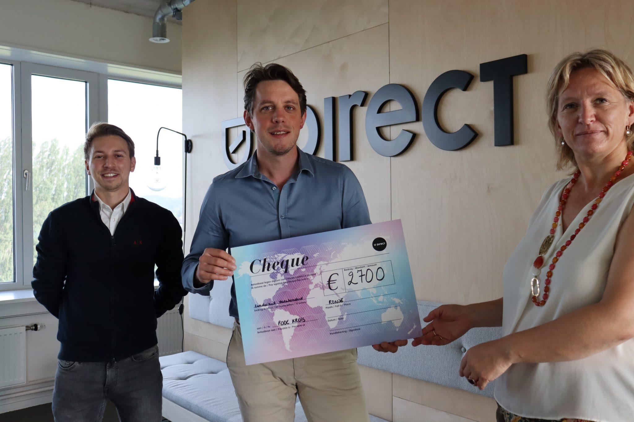 """<meta charset=""""utf-8"""">Een schenking van <br>2700 euro"""