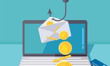 De acht belangrijkste cyberaanvallen toegelicht: Phishing
